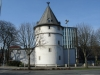 der rekonstruierte Adlerturm