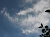 Wolken, fliegen ja auch irgendwie