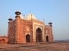 die Taj Mahal Moschee