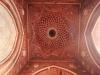Deckenrosette der Moschee