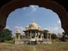 die Kenotaphen (Scheingräber) von Jaipurs Maharanis