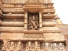 die Gottheit Ganesh am Lakshmana Tempel