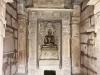 Schrein im Shri Shantinath Tempel