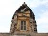 wiederaufgebauter Tempel