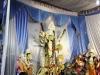 Göttin Durga und der Büffeldämon
