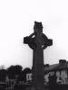 Hochkreuz vor der Kirche