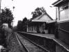 der Bahnhof von Castleconnell