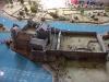 Modell der Schlacht bei Cahir Castle