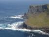 die Cliffs of Moher (Aillte an Mhothair) sind 214 m hoch