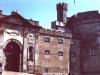 der Haupteingang zum Castle