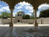 ...mit seiner typisch indischen Architektur