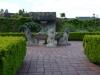 der Herb Garden...
