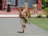 hier befindet sich das kulturelle Zentrum der Maori