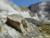 Felsbrocken flogen wie Geschosse durch die Gegend