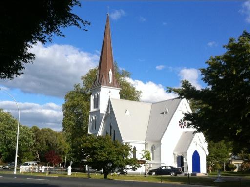 die St. Andrews Church in Cambridge