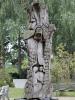 Fundament des Lebens, Mile Prerad, Eiche auf Eisenrädern