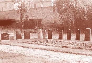Jüdische Grabsteine