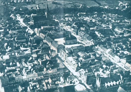 Innenstadt um 1932