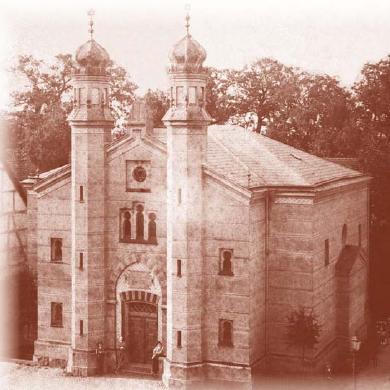 Standort der Synagoge