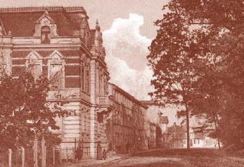Wohnhaus von Isidor Heine