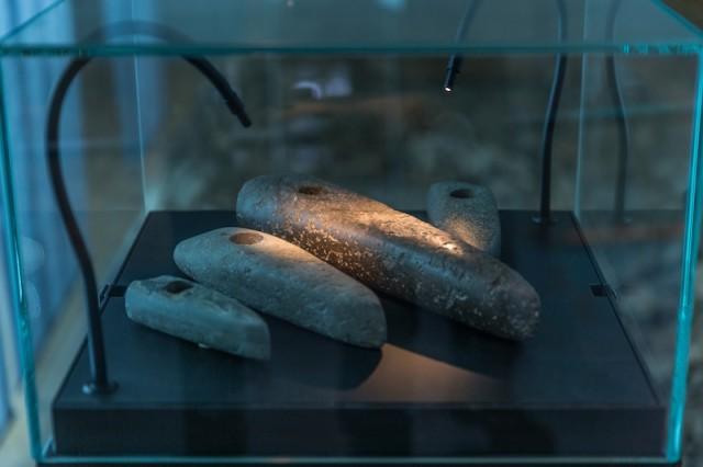 Keile zum Spalten von Holz; 4.800 bis 4.400 v. Chr.