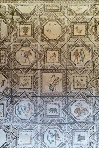 Dionysus-Mosaik; 3. Jh. n. Chr.