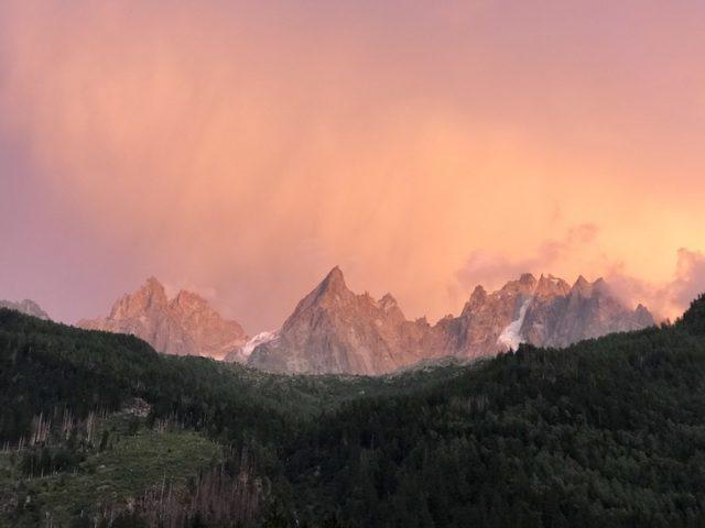 Aiguille de Blaitière - 3.522 m (Mitte)