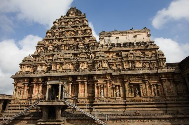 Airavatesvara Tempel (etwa 12. Jh.)