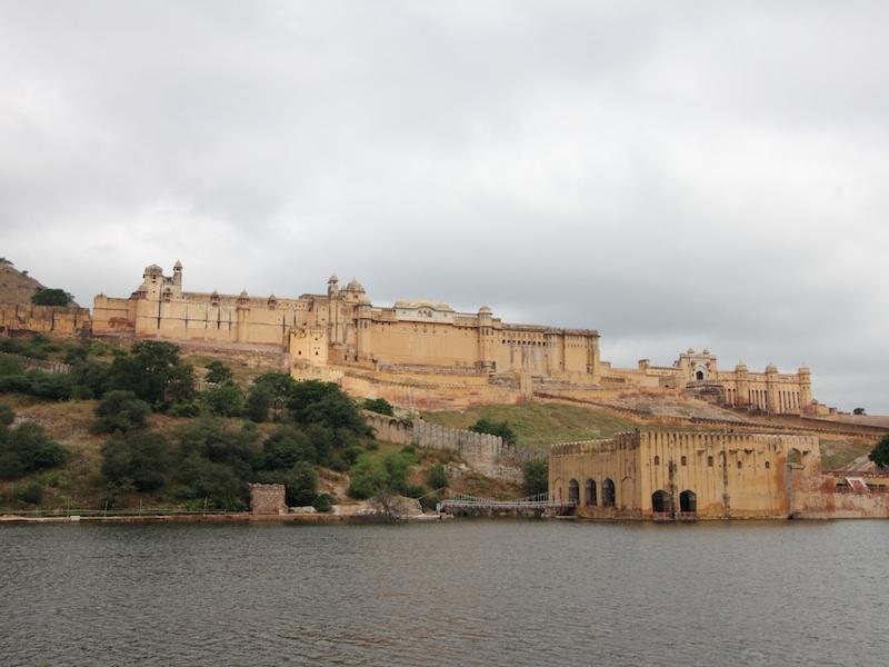 Amber Fort mit Amber Palace