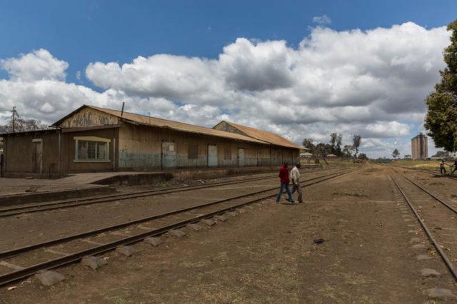 Arusha Railway Station