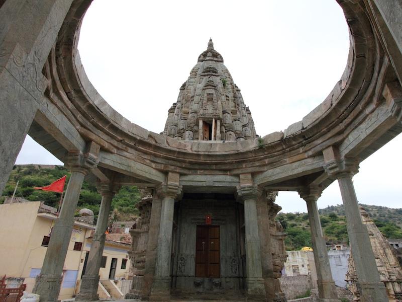 Bihari Ji Temple