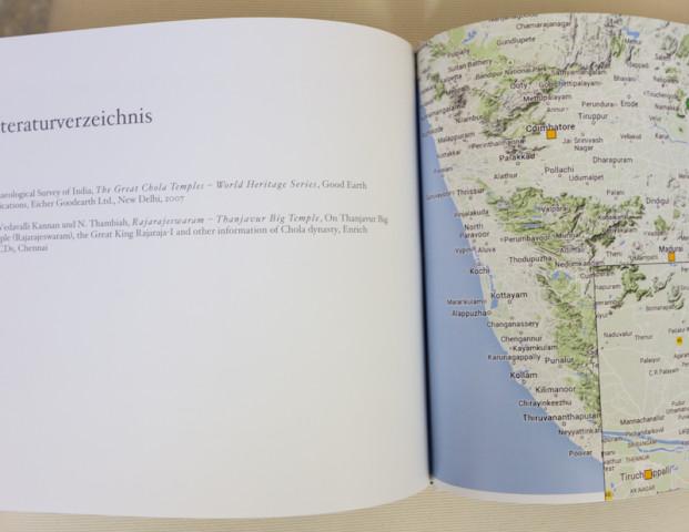 Literaturverzeichnis und Karte