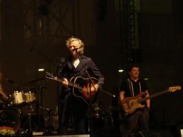Bob Geldof und Band live in Dortmund