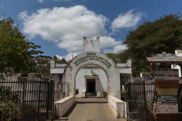 Boma Natural History Museum