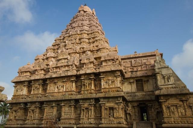 Brihadisvara Temple (etwa 11. Jh.)