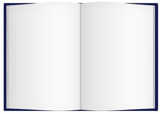 Buch mit leeren Seiten