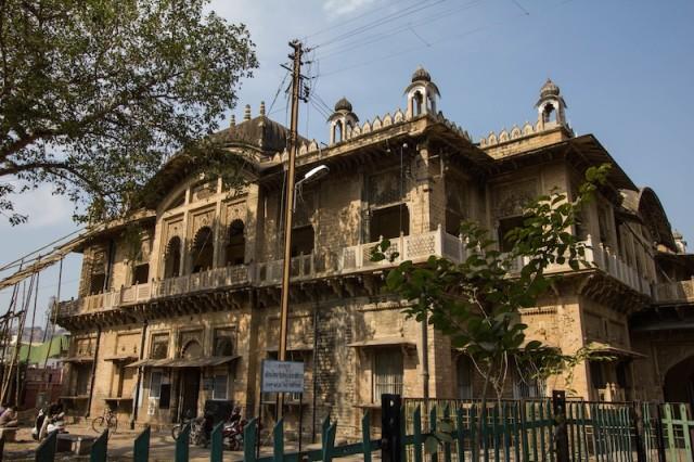 Büro der Indian Railway Gwalior