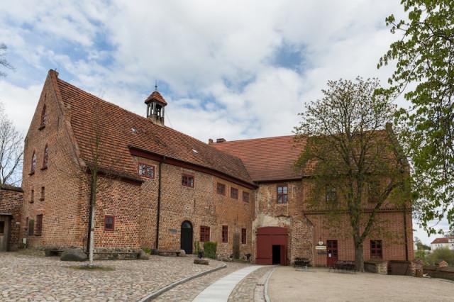 Alte Burg Penzlin