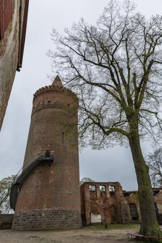 1823 zum Aussichtsturm umgebaut