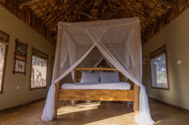 Burudika Manyara Lodge - innen
