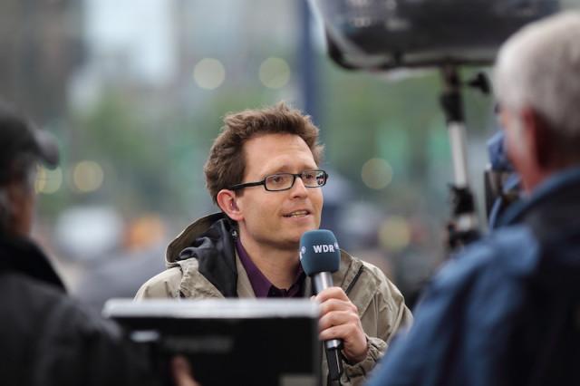 Berichterstattung des WDR