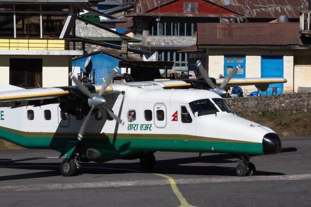 Dornier 228 der Tara Air