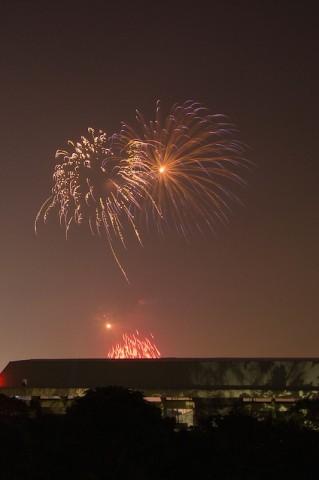 Feuerwerk in Chennai