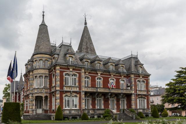 Rathaus von Lourdes