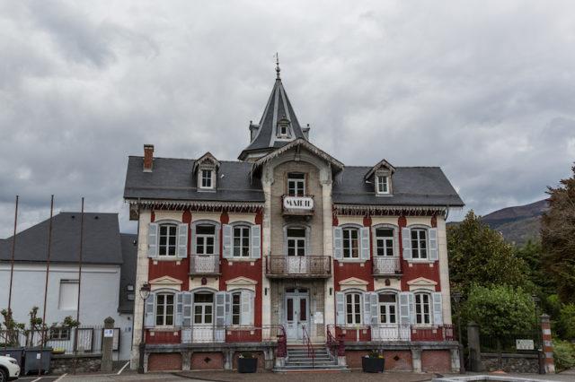 Rathaus von Pierrefitte-Nestalas
