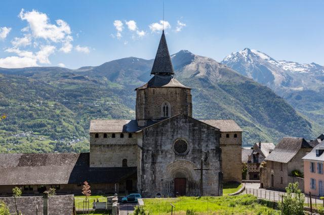 Abbatiale de Saint-Savin