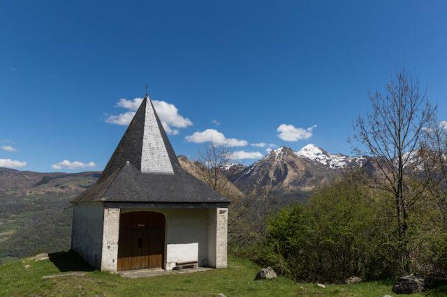 Chapelle de Pouey-Aspé