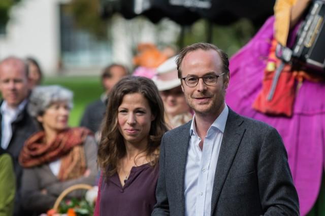 Mireta Freifrau und Felix Freiherr zu Knyphausen