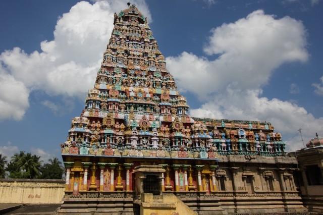Kambahareswara Tempel (13. Jh.)