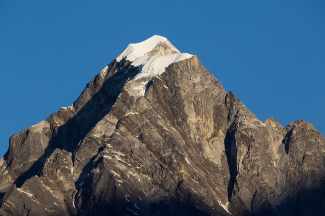 Kongde Ri (6.187 m)